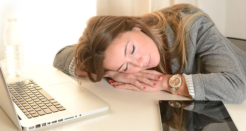 How To Sneak A Power Nap While At Work