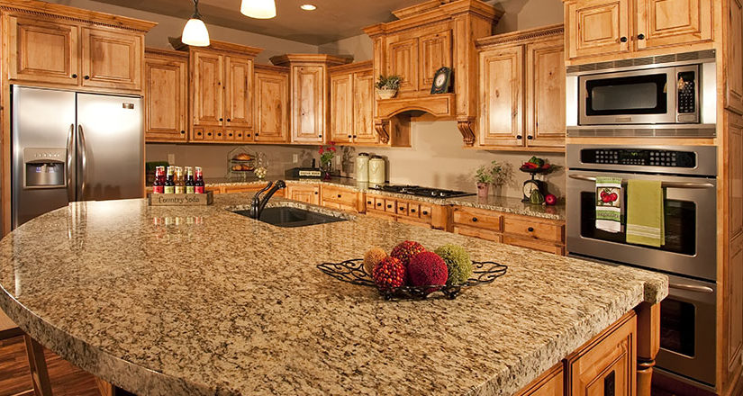 Ways Of Improving The Look Of Kitchen Countertop